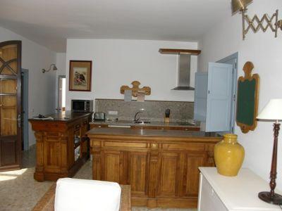 Sal�n-cocina